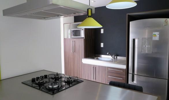 Cozinha com Ilha Gourmet