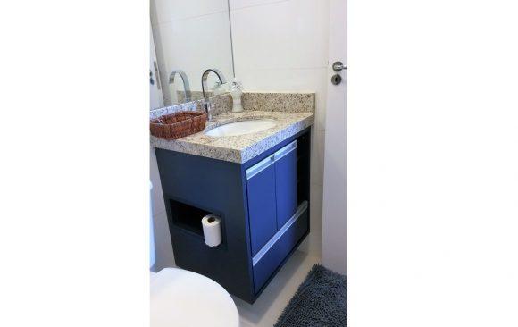 Armário Banheiro Padrão Cor