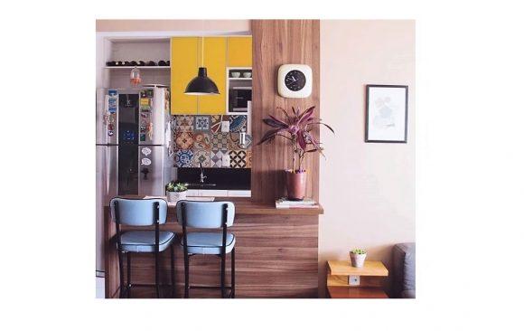 Bancada Estante Cozinha