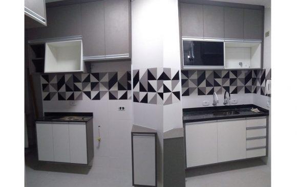 Cozinha Geométrica