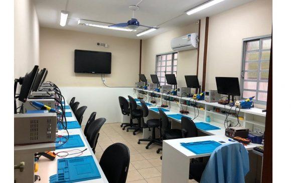 Sala Treinamento Profissional