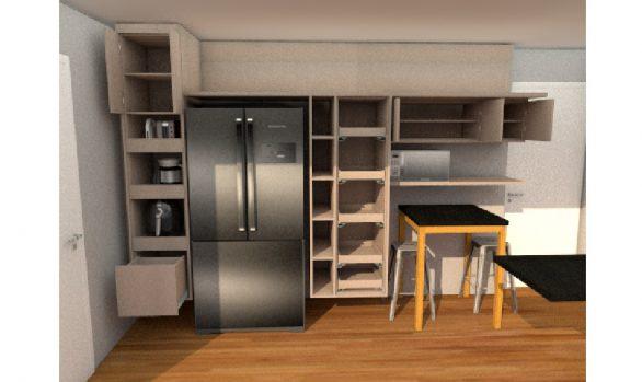 Cozinha Planejada sob Medida