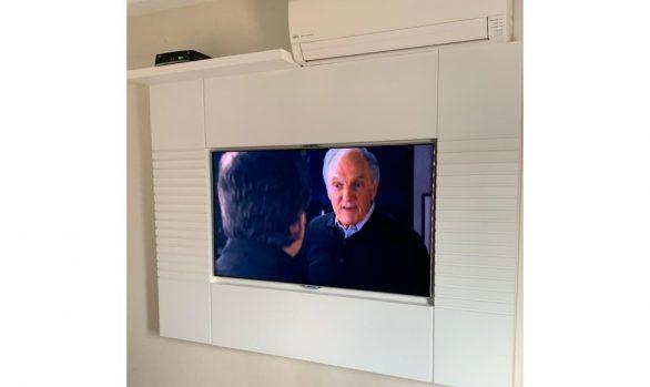 Painel Quarto TV-Ar
