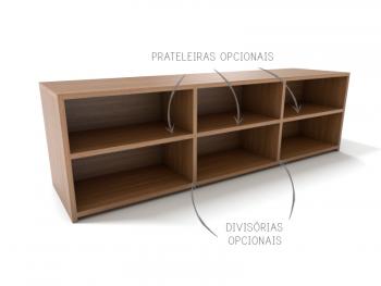 Banco Nicho de madeira feito sob medida em marcenaria online