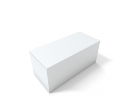 Banco Bau branco feito sob medida em marcenaria online