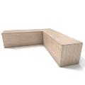 Canto alemao de madeira feito sob medida em marcenaria online