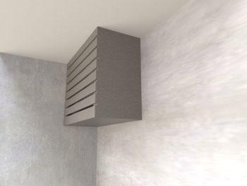 Caixa de Ar Condicionado Suspensa Lino Piombo - Marcena