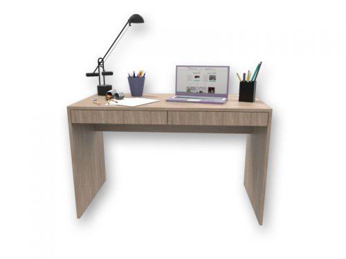 Mesa Escrivaninha com Gavetas Cumaru Trend - Marcena