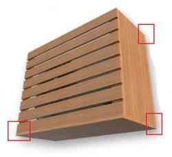 caixa para ar condicionado