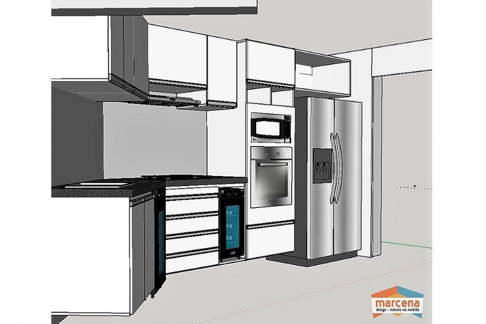 08 - projeto cozinha planejada 01