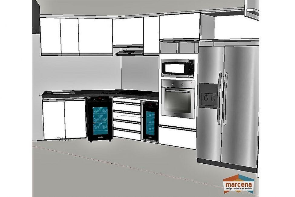 09 - projeto de cozinha planejada 02