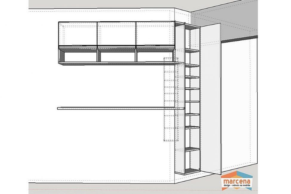 11 - Projeto de cozinha planejada 04