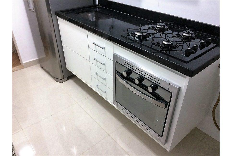 Cozinha com Cooktop 01