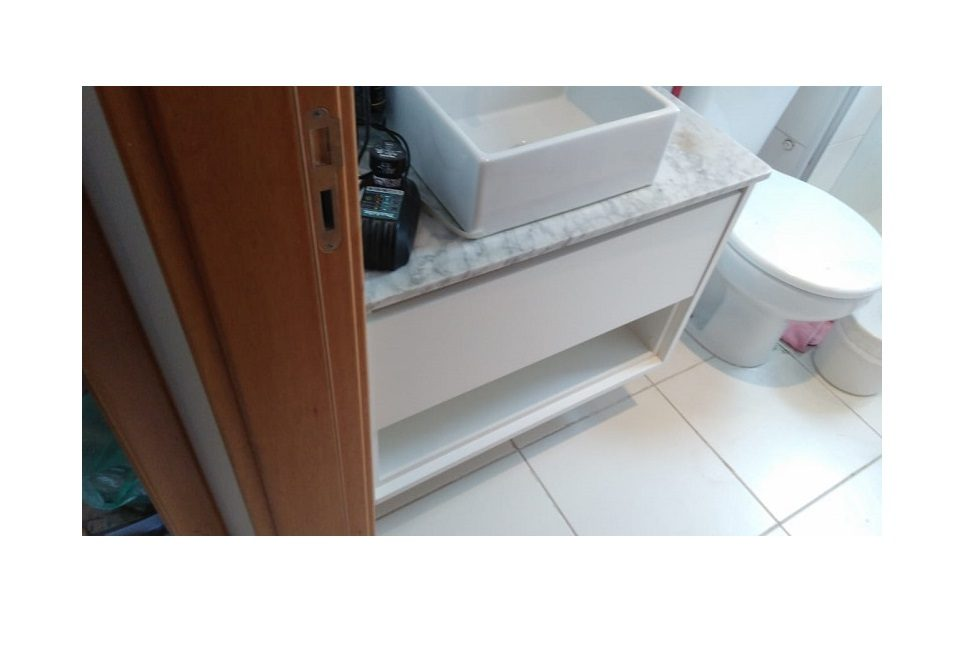 Gabinete Banheiro sob Medida 03