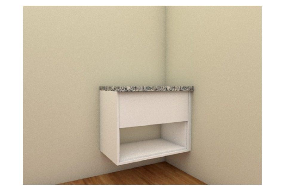 Gabinete Banheiro sob Medida 04