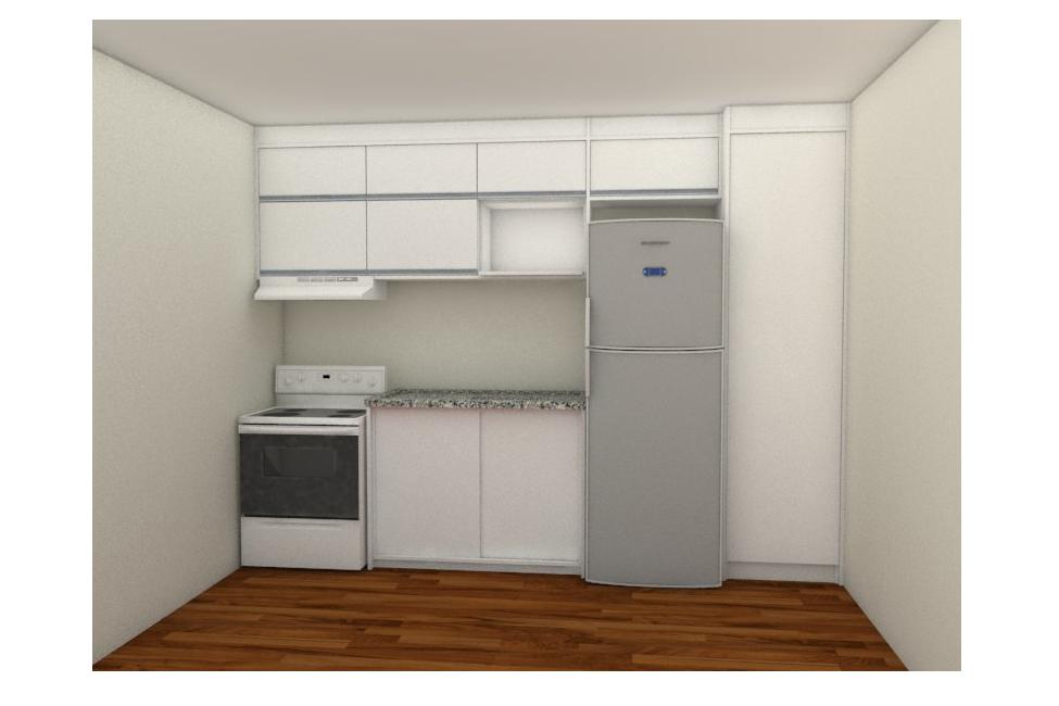cozinha laca projeto