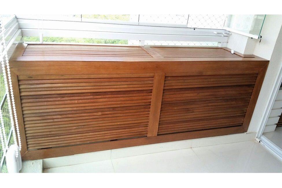 embutir ar condicionado varanda 01
